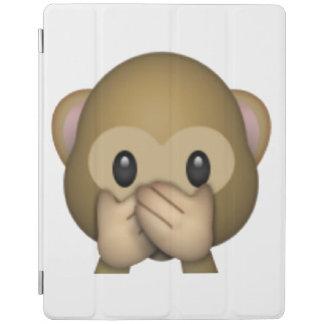 Sprechen Sie keinen schlechten Affen - Emoji iPad Hülle