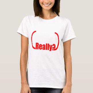 Sprechen Sie mit mir oder ihnen? T-Shirt