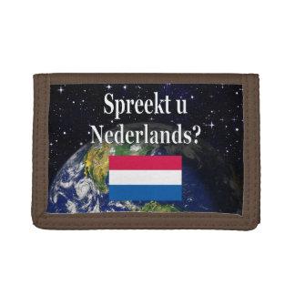 Sprechen Sie Niederländisch? auf Holländer. Flagge