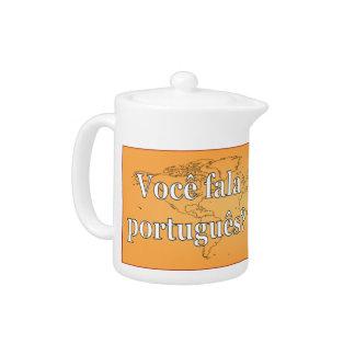 Sprechen Sie Portugiesen? auf portugiesisch.