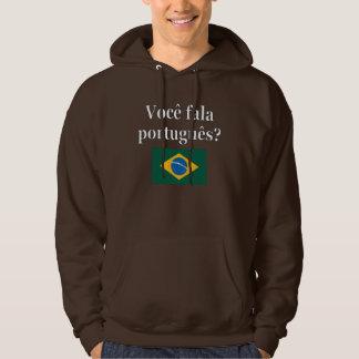 Sprechen Sie Portugiesen? auf portugiesisch. Hoodie