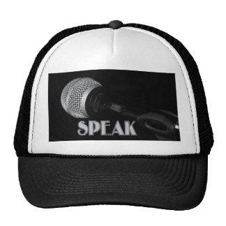 Sprechen Sie Trucker Cap