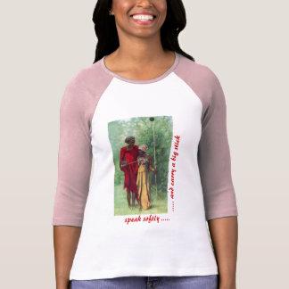 Sprechen Sie weich T-Shirt
