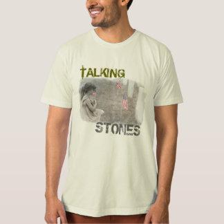 Sprechensteine hören wir und erinnern uns! T-Shirt