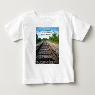 Sprichwort-23:19 Baby T-shirt