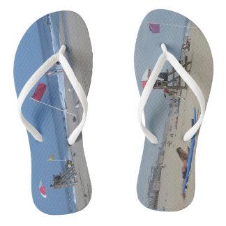 Spring See-Mode-Sandalen Flip Flops