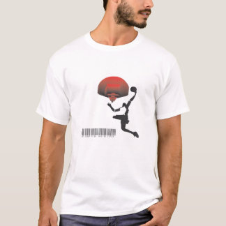 Springen Sie einfach hoch. Entscheiden Sie später T-Shirt