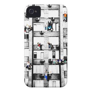 Springen Sie, springen Sie iPhone 4 Hüllen