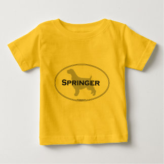 Springer-Oval Baby T-shirt