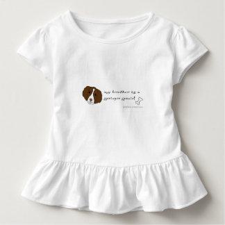 Springer Spaniel Kleinkind T-shirt