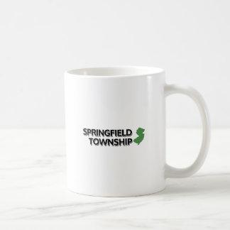 Springfield-Gemeinde, New-Jersey Kaffeetasse