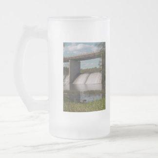 Springfield See-Verdammung Mattglas Bierglas