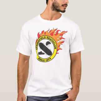 Springfield-Skate-Verein T-Shirt