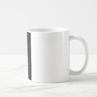 Spritzen der Farbe Kaffeetasse