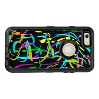 Spritzen der Farbe OtterBox iPhone 6/6s Plus Hülle
