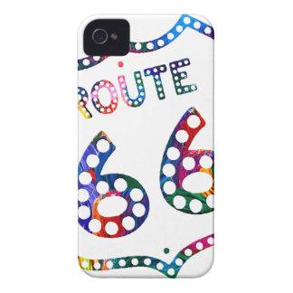 Spritzen des Weges 66 Farb! Case-Mate iPhone 4 Hülle