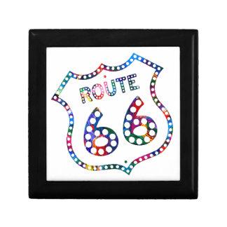 Spritzen des Weges 66 Farb! Erinnerungskiste