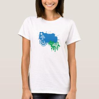 Spritzen T-Shirt