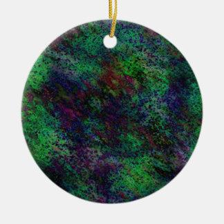 Spritzer #5 keramik ornament