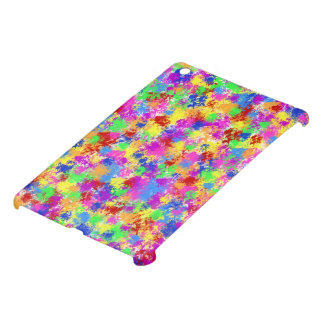 Spritzer-Farben-Regenbogen des hellen iPad Mini Hülle