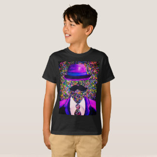 Spritzer-Mann-T - Shirt für Kinder