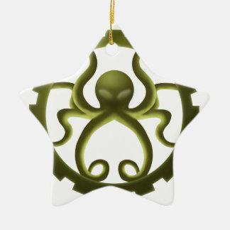 sprocktopus keramik ornament