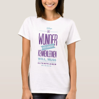 Spruch_Wunder_2c.png T-Shirt