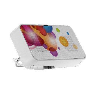 Sprudelndes Gekritzel Laptop Lautsprecher