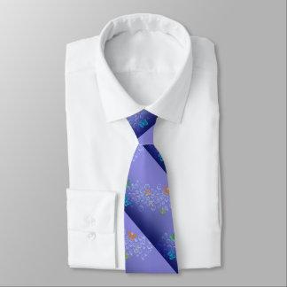 Sprudelt n-Schmetterlinge Bedruckte Krawatte