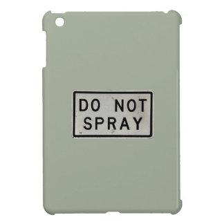 sprühen Sie nicht Hüllen Für iPad Mini
