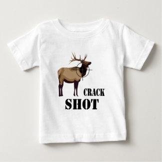 Sprungsschuß Baby T-shirt