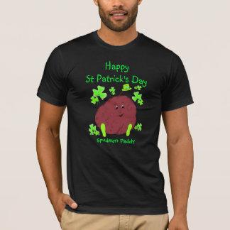 Spudman Paddy-St Patrick der T - Shirt Tagesder