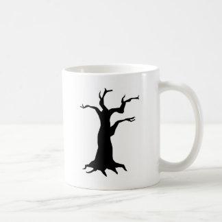 Spuk Baum Kaffeetasse