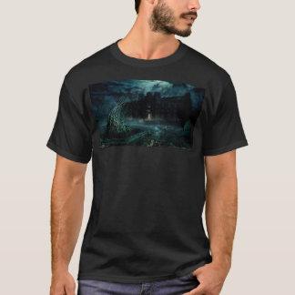 Spuk das Haus-T - Shirt der Männer