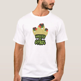 Spuk durch Kreiselkompasse T-Shirt