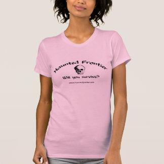 Spuk Grenze überleben Sie? T-Shirt