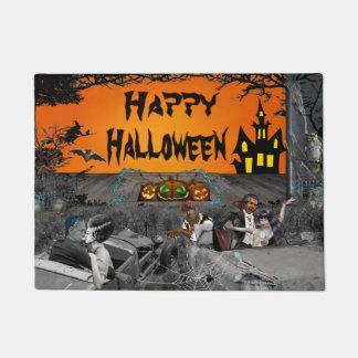Spuk Halloween Antrieb-in Türmatte