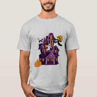 Spuk Haus Halloween-T - Shirt A! Gespenstischer