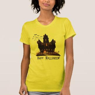 Spuk Haus Halloweens T-Shirt
