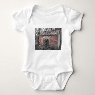 Spuk Horrorhaus Baby Strampler