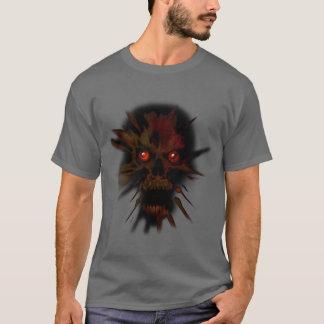 Spuk Schädel T-Shirt