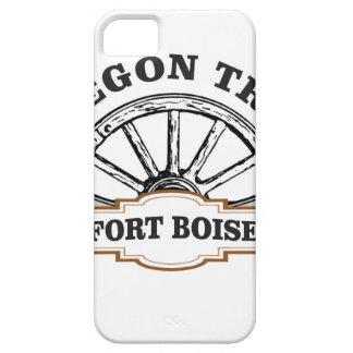 Spur Fort Boise Oregon iPhone 5 Schutzhüllen
