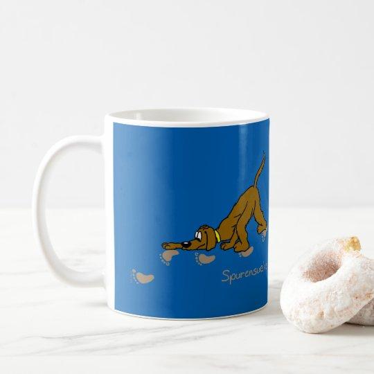 Spurensuche Kaffeetasse