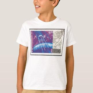 Sputnik 1 15 Jahre Russe-Weltraumforschung- T-Shirt