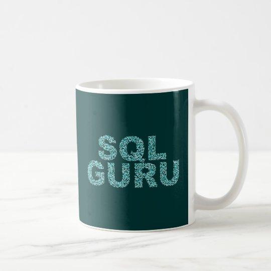 SQL Guru Kaffeetasse