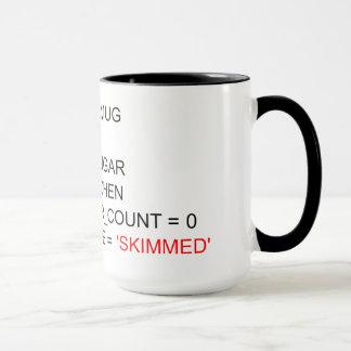 SQL-PROGRAMMIERUNGStee-TASSE Tasse