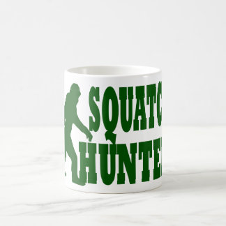 Squatch Jäger Kaffeetasse