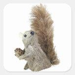 Squirrel Puppet Sticker
