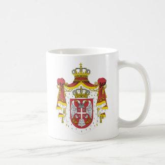 Srbija Grb/serbisches Wappen Kaffeetasse