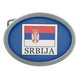 Srbija Ovale Gürtelschnallen